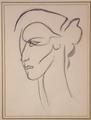 Womens Head by Henri Gaudier Brzeska
